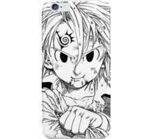 meliodas seven deadly sins iPhone Case/Skin