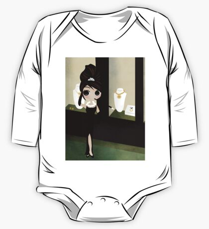 What About Breakfast at Tiffany's? One Piece - Long Sleeve