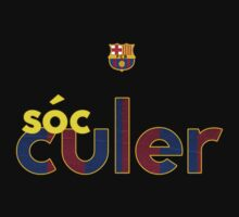 Soc Culer FC Barcelona Shirt by soccerjoe