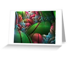 Candy Land Greeting Card