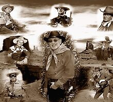 My Heros Have Always Been Cowboys by Lanis Rossi