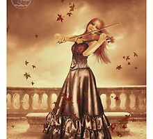 The Violinist by Jennie Yuen