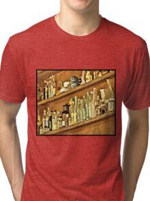 Old Bottles  Tri-blend T-Shirt