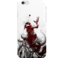 Kyubi Mode - Naruto Shippuden iPhone Case/Skin