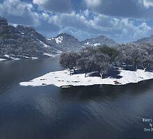 Winter's Grasp by Steve Davis