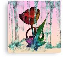 Love and Peace-  Art + Products Design  Canvas Print