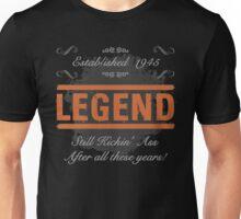 1945 Legend Kicking Ass Unisex T-Shirt