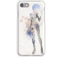 Rei Ayanami Neon Genesis  Evangelion Art Print iPhone Case/Skin