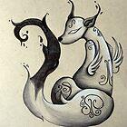 Moon Goddess by inukijo8303