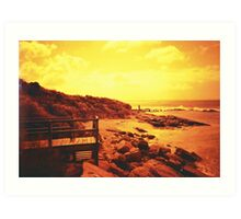 Flinders Bay Art Print