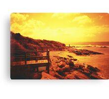 Flinders Bay Canvas Print