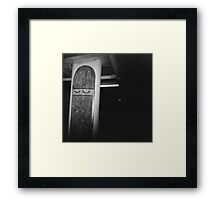 Condor Tower Carpark Framed Print