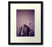 One40Willliam Framed Print