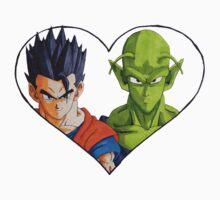 Gohan and Piccolo Kids Tee