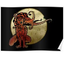 Rapt In Tentacles Poster