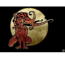 Rapt In Tentacles Photographic Print