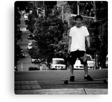 SKATEBOARDS!1!! Canvas Print