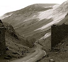 Lake District (7): Honister Pass to Buttermere Fell by Ian Ker
