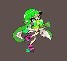 Squid Kid - Green T-Shirt