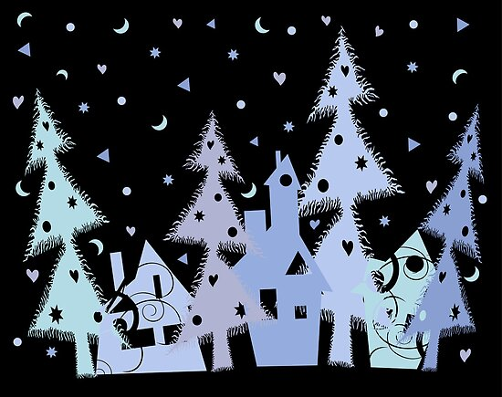 Xmas Town by VioDeSign