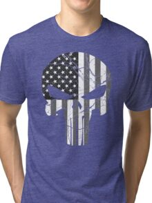 American Punisher - Subdued Tri-blend T-Shirt