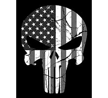 American Punisher - Subdued Photographic Print
