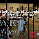 Wear Art Thou: A Photo Recap of Redbubble and Illustrators Australia's Art Bash by Redbubble Community  Team
