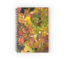 Autumn Bouquet - Crepe Myrtle Spiral Notebook