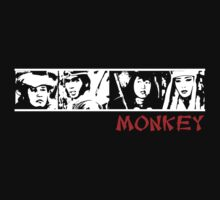 MONKEY!!!!!! by littlegirllost