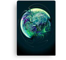 Global Communication Canvas Print