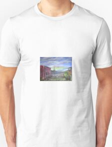 The Old Fishing Wharf Unisex T-Shirt