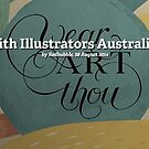 Redbubble Teams with Illustrators Australia for Wear Art Thou by Redbubble Community  Team