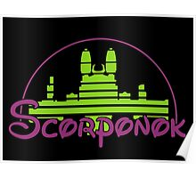 The Magical World of Scorponok - G1 Colors Poster