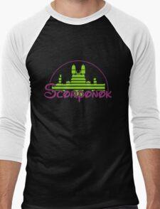 The Magical World of Scorponok - G1 Colors Men's Baseball ¾ T-Shirt