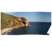 a wonderful Greece landscape Poster