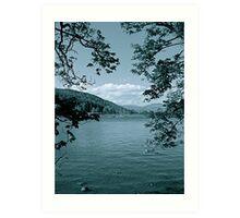 Lake District (18): Windermere 1 Art Print