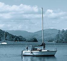 Lake District (19): Windermere 2 by Ian Ker