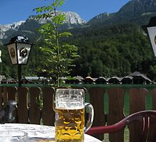 Beer by Königssee by MendipBlue