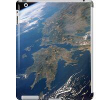 an unbelievable Greece landscape iPad Case/Skin