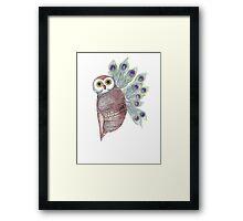 Karl's Animal Framed Print