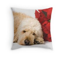 Please Come Home For Christmas Throw Pillow