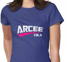 Arcee Cola Womens Fitted T-Shirt