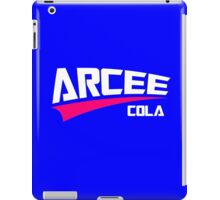 Arcee Cola iPad Case/Skin