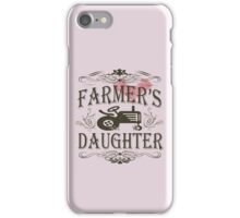 Farmer's Daughter iPhone Case/Skin