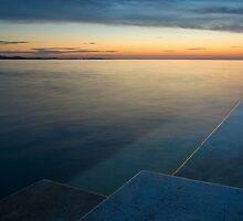 Sea organ in Zadar by Ivan Coric