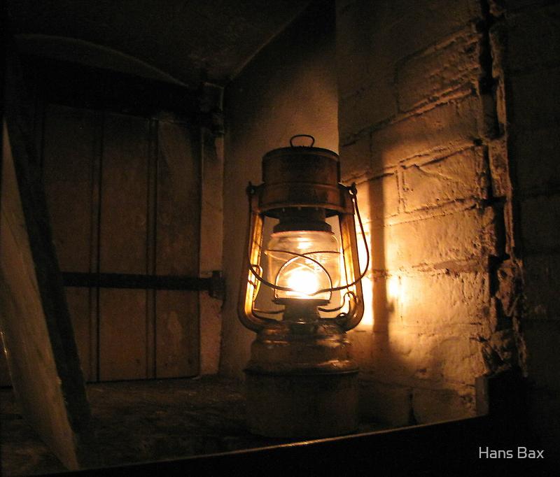Light in the dark by Hans Bax