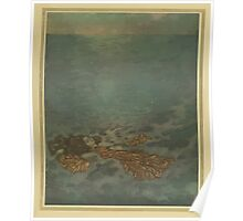 Stories from Hans Andersen - Art by Edmund Dulac - 1911 - 0213 - The Mermaid - Dashed Overboard Poster