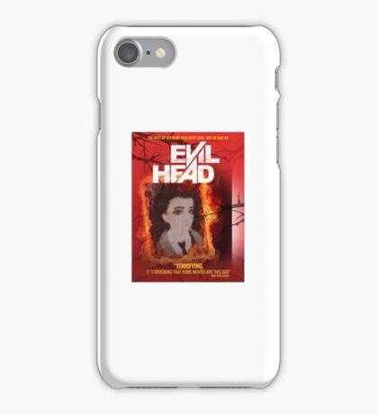 Loki evil dead gag  iPhone Case/Skin