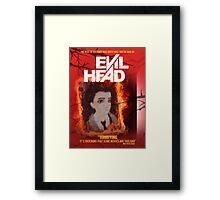 Loki evil dead gag  Framed Print
