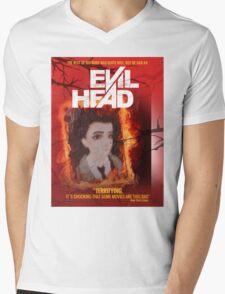 Loki evil dead gag  Mens V-Neck T-Shirt